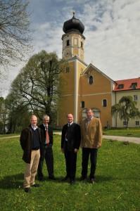 Vorstand Förderverein Pfarrkirche St_ Martin